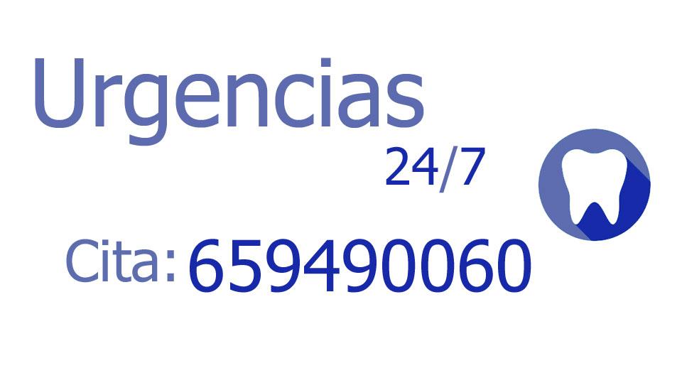 Urgencias dentales 24 horas